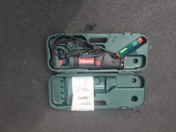 Metabo Model PSE 1200 Reciprocating Saw