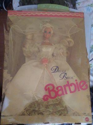 1991 dream girl barbie for Sale in Houston, TX