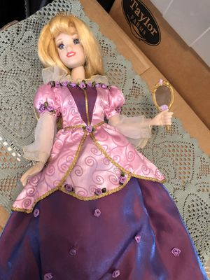 Disney Princess dolls for Sale in Albuquerque, NM