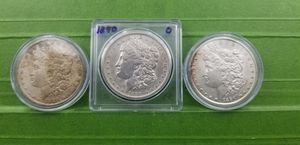 """""""RESERVED FOR EAMONN""""1890 MORGAN DOLLAR MINT SET for Sale in Bakersfield, CA"""