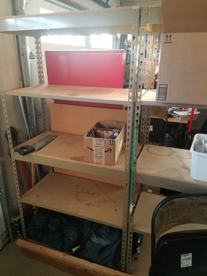 Gorilla shelving units for Sale in Vancouver, WA
