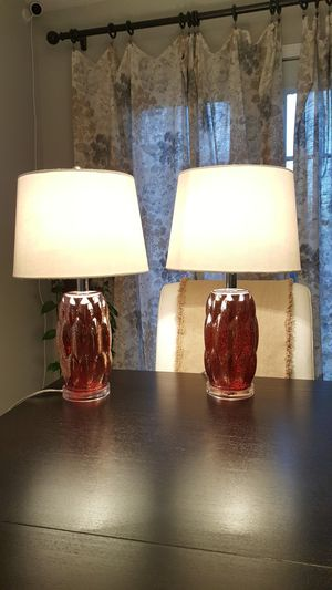 Brand new set of lamps for Sale in Columbus, OH