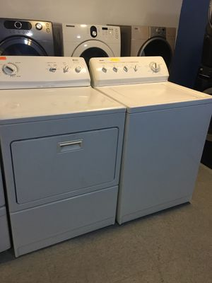 Kenmore top load washer and dryer set in excellent condition for Sale in Baltimore, MD