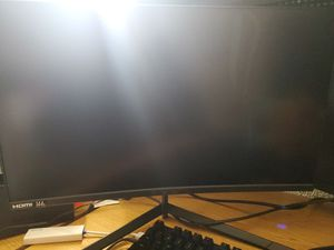 """Spectre 24"""" curved monitor for Sale in Anchorage, AK"""