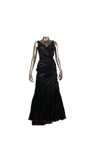Black/Nude Carmen Marc Valvo Dress for Sale in Thornwood, NY