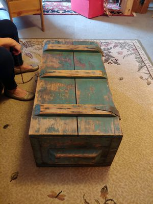 Old box for Sale in Crewe, VA