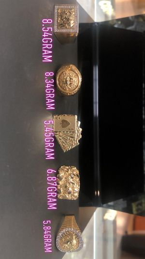 Real 10kt Gold Ring for Sale in Pflugerville, TX