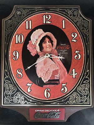Coca Cola Vintage Store Clock for Sale in Trinity, FL