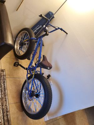 Fat tire bmx bike for Sale in Largo, FL