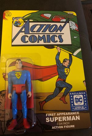 First Appearance Superman Action Figure for Sale in North East, MD