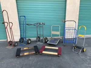 Dolly creeper furniture mover carts for Sale in Buena Park, CA