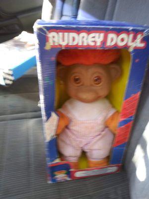 Antique Audrey doll. for Sale in New Pekin, IN