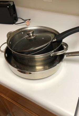 Kitchen pots and pans for Sale in Lynchburg, VA