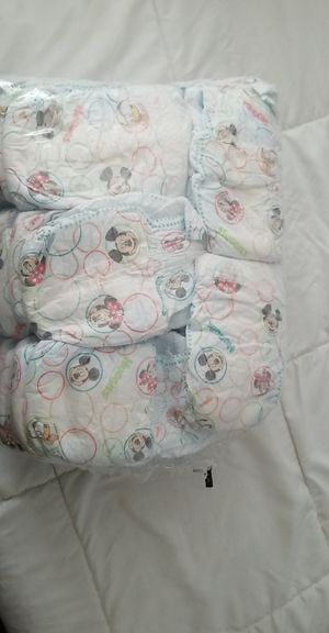Size 1 diapers for Sale in Houston, TX