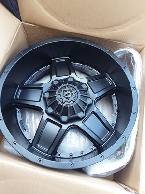 New 20 inch rims for Sale in Melbourne, FL
