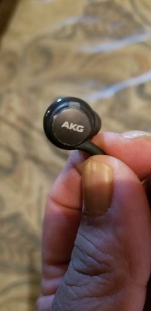 AKG Earbuds Brand New 2 Pairs Available for Sale in Hummelstown, PA