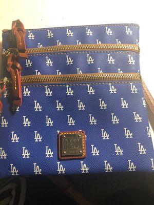 Blue LA Dodgers purse for Sale in Chino Hills, CA
