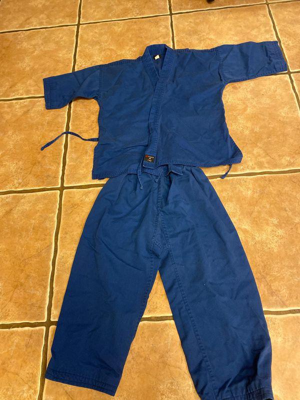 Karate uniform kids