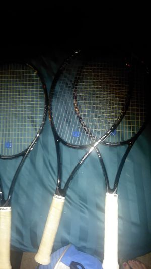 Wilson tennis rackets for Sale in La Mirada, CA