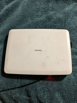 Fhilips portable DVD PLAYER for Sale in Houston, TX