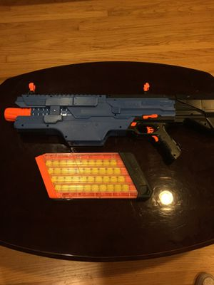 Nerf rival gun for Sale in Hayward, CA
