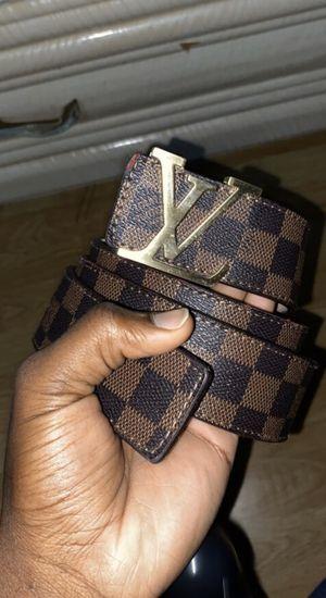 Louis vuitton belt for Sale in Snellville, GA