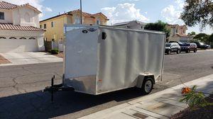7x12 V Nose Enclosed Trailer for Sale in Las Vegas, NV