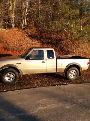 99 Ford ranger 4x4 for Sale in Lenoir, NC