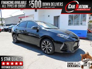 2017 Toyota Corolla for Sale in South Gate, CA