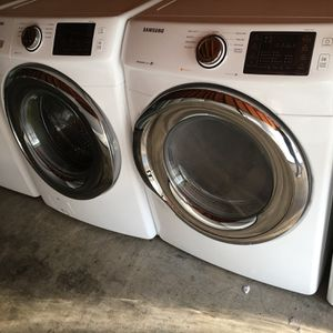 Samsung Washer And Dryer Set for Sale in Menifee, CA