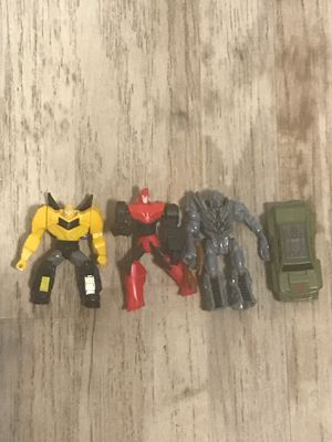 Transformers McDonald toys 2010-2015 collectibles for Sale in Los Angeles, CA