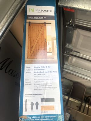 Lowe's Barn Doors for Sale in Fort Lauderdale, FL
