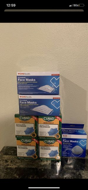 Face Mask!! Bundle (Surgical Mask) Now Only 200!! for Sale in Federal Way, WA