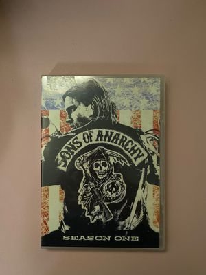 Sons of anarchy season 1 DVD for Sale in Miami, FL