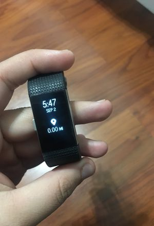 Fitbit charger included for Sale in Orland Park, IL