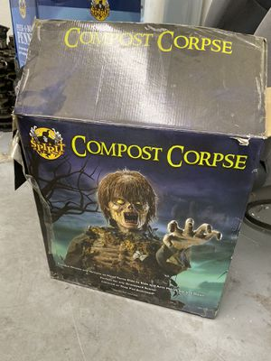 Zombie halloween prop for Sale in Sun City, AZ