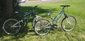 18 speed 26 in. Tires Huffy trail runner for Sale in Washington, IL