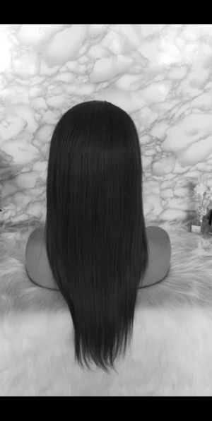 """24"""" 13x4 Brazilian Human Hair Lace front Wig! for Sale in Sauk Rapids, MN"""