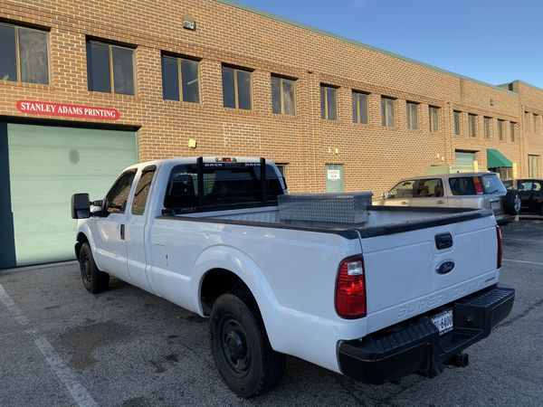 2015 Ford F-250 2WD Super Duty XLT pickup