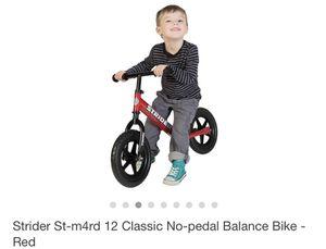 Strider Balance Bike for Sale in Fort Lauderdale, FL