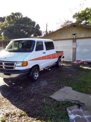 For trade 00 dodge ram van truck custom for Sale in Auburndale, FL
