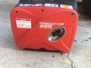 Predator generator for Sale in Austin, TX