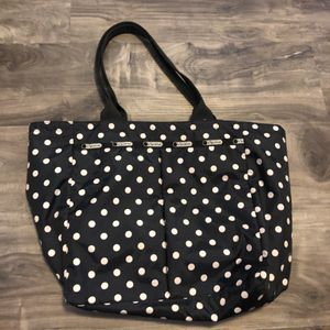 LeSportsac polka dot tote bag for Sale in Dallas, TX