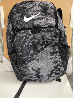 Nike Brasilia 9.0 Training Backpack 30L black/black/white BA5960 010 XL Unisex for Sale in Tampa, FL