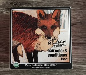 Henna red hair dye for Sale in Corona, CA