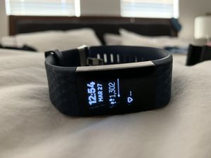 Fitbit Charge 2 HR for Sale in Charlotte, NC