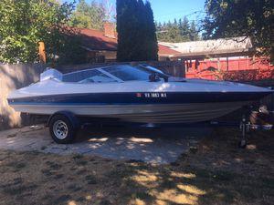 Bayliner 20 foot Capri boat for Sale in Lynnwood, WA