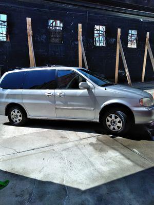 Kia Sedona Lx mini SUV 05 💲1,200 for Sale in Philadelphia, PA