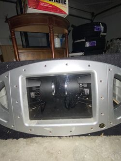 Rockford Fosgate P3's 2 12 And Kenwood Amp for Sale in Antioch,  CA