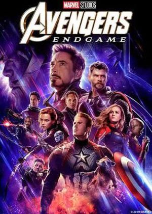 The AVENGERS: END GAME DIGITAL for Sale in Los Angeles, CA